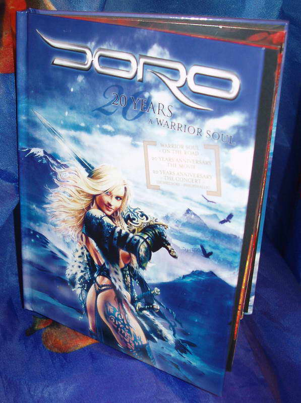 Doro-20 Years A Warrior Soul[DVDRip](2006)